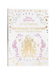 Disney Princess Art Of Coloring BookDisney Princess Art Of