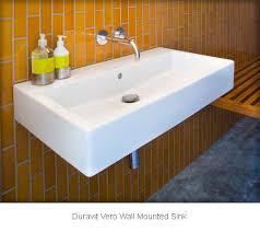 Duravit Vero Pedestal Sink by Bathroom Sinks Frank Webb Home