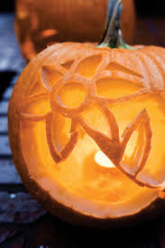 Simple Steps To Carving A Pumpkin by 33 Halloween Pumpkin Carving Ideas Southern Living