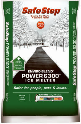 North American Salt Step Enviro-Blend Power 6300 Ice Melter