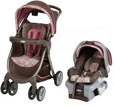 Graco Fast Action Travel System -