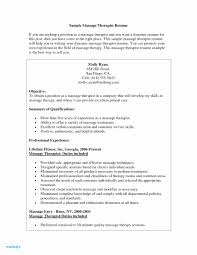 Respiratory Therapist Resume Objective Examples Samples New