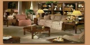 Broyhill Laramie Microfiber Sofa In Distressed Brown by Broyhill Laramie Microfiber Sofa In Distressed Brown Rattan