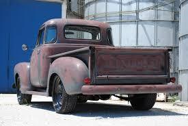 1954 Chevy Truck Rat Rod 22