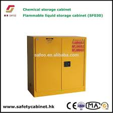 Flammable Safety Cabinet 45 Gal Yellow by Flammable Storage Cabinets Osha Roselawnlutheran