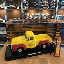 GreenLight 1/18 1953 Ford F-100 Truck Shell Oil & Gas Pump Yellow ... 1961 Ford F100 Goodguys 2016 Lmc Truck Of The Yearlate Winner Who Killed Motor Trend Sold F 100 Ranger Xlt 390 Automatic Mike Cars 1970 Sport Custom Long Bed Hepcats Haven 1955 Pickup Beautiful Restored 130 1960 Stock Photos Flareside Abatti Racing Trophy Forza Motsport 1956 Pick Up Street Rod For Sale Youtube Never Built An Boss 302 But Someone Did Why Vintage Pickup Trucks Are Hottest New Luxury Item Ford Panel 17100 Pclick Matchbox Delivery Mobile Pinstriper 3