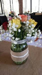 Love These Flowers At A Rustic Wedding Darlington Estate From Diy Bride