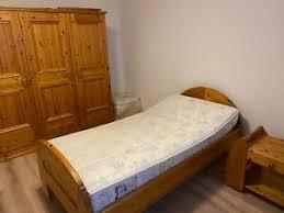 komplettes echtholz schlafzimmer möbel gebraucht kaufen