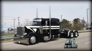 100 359 Peterbilt Show Trucks Eric Holthaus 1985 En Route YouTube