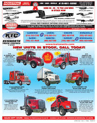 Truck And Trailer June 2018 By Annex-Newcom LP - Issuu 2012 Kenworth T800 3axle Heavy Haul Day Cab Tractor Opperman Son Schwerman Trucking Reflects On 100 Years Of Tank Truck Carriage Kenworth Personalizado Heavy Haul Trucks Pinterest Truck Inventory Vl Transportation Sales 2019 Mack Gu813 Granite Triaxle Straight Cab And Chassis Used Peterbilt Heavy Haul For Saleporter Houston Tx Specialized Hauling B Blair Cporation Inventyforsale Kc Whosale Custom W900l Truckin New And Used Trucks For Sale Weernstar Spec For The