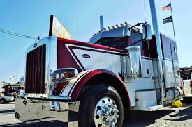 100 4 State Truck Video More On The 2017 Peterbilt 389 Flattop Of Candice Cooleys