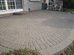 Menards Patio Paver Patterns lowes landscaping blocks red brick patio pavers home design ideas