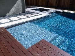 Ipe Deck Tiles Toronto by Gravel Ipe Deck And Limestone Coping Pool Pinterest Modern