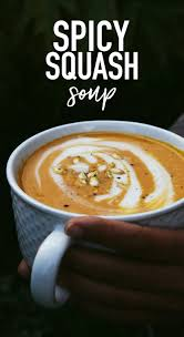 Spicy Pumpkin Butternut Squash Soup by Spicy Butternut Squash Soup Vegan Gf Wallflower Kitchen