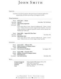 Resume Templates Business School Template Mccombs Meicysco