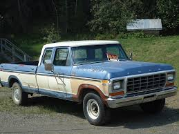 1978-79 Ford F-350 Ranger XLT SuperCab Pickup Truck | Flickr