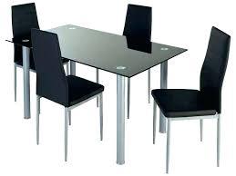 table de cuisine avec chaise encastrable table pliante avec chaises encastrables table de cuisine avec