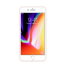 Straight Talk Apple iPhone 8 Plus 64GB Prepaid Smartphone Gold