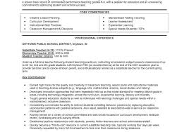 Competencies List For Resume by Competencies Resume Resume Competencies