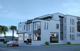 100 Modern Hiuse Twin Courtyard House Design Exterior Design In Oman CAS