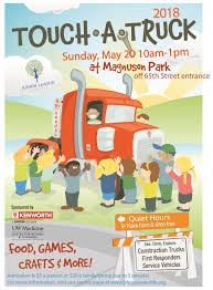 2018 Touch-A-Truck - The Junior League Of SeattleThe Junior League ...