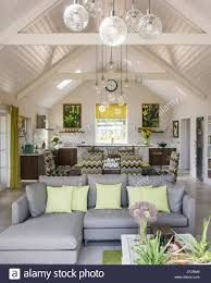 100 Define Glass House Open Plan Space With Vintage Glass Globes Grouped To Define