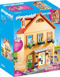 playmobil mein stadthaus 70014