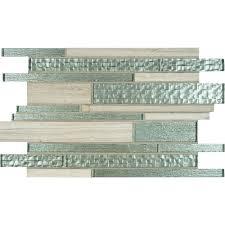 ms international interlocking 12 in x 18 in x 8 mm glass