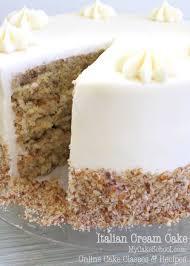 DELICIOUS Scratch Italian Cream Cake Recipe By MyCakeSchool Online Decorating Tutorials