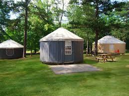 Yurts Rentals in Georgia Yurt Camping