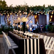 Enchanting Black And White Wedding Table Decorations 23 In Dessert With