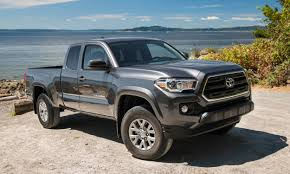 100 Toyota 4 Cylinder Trucks 2016 Tacoma First Drive Review AutoNXT