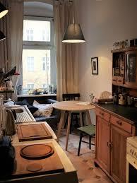 idee für eine kleine küche mit einem essbereich küche