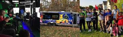 The Ultimate Video Game Truck And Laser Tag Party In Virginia!