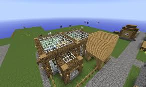 Minecraft Automatic Pumpkin Farm 1710 by 1 7 10 Agricraft Feed The Beast