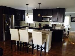 kitchen ideas reclaimed wood tile backsplash white tile