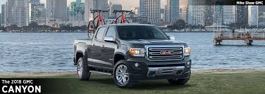 New 2018 GMC Canyon Pickup Features & Details - Truck Model Research ... Used Ford Cars Trucks Colorado Springs New And For Sale In Co Priced 1000 Preowned Bmw Car Dealer Specials At Best Used Car Deals Town Phil Long 2017 Raptor Truck 2018 Toyota Tundra Limited Near Patriot Audi Autocom Certified 2013 Fiat 500c Lounge 2d Convertible In On Gmc Canada