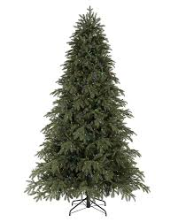 Artificial Christmas Trees Unlit Canada by Portland Pine Artificial Christmas Tree Treetopia