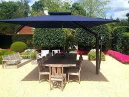 Backyard Umbrellas Large Outdoor Patio Umbrella Deck