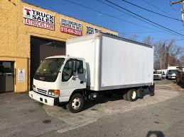 GMC W4500 16 Foot Box With Gate - TA Truck Sales Inc.