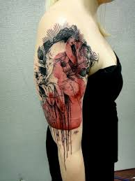 Red Ink Tattoo 46