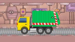 100 Garbage Truck Youtube Toy Factory For Kids Kids YouTube