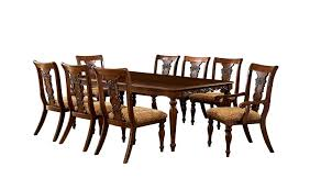Amazon.com - Furniture Of America Voltaire 9-Piece Formal Dining ... Fniture Of America Caplin Traditional 9piece Antique White Ding Room Chair Pads 18 X Rocking Cushion Cover How To Austin High Back Modern Zuri Calculate The Best Table Size For Your Liberty Tasures 9 Piece Leg Bowback Set Baxton Studio Ashton Country Cottage Buttermilk And Walnut Nella Vetrina Rugiano Guendalina 5032 Armchair Leather Shop 18inch Brown Faux Chairs 2 Free Find More With Six Hutch And Sm Dresser For Sale Benton Espresso Dark Brown 5 Pc Counter Height Wood Midcentury 18inch Ebay Holland House 1268 Casual Fmg