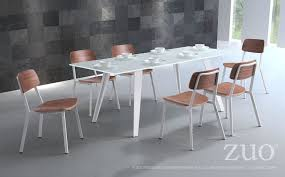 Modern Dining Room Sets Canada by Zuo Modern House Dining Table White 100252 Modern Furniture
