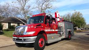 2012 Texas Christmas W/ Santa Claus' Fire Truck - YouTube Fire Truck Fans To Muster For Annual Spmfaa Cvention Hemmings Ignites At Grandview Fire Station Push Ride On Truck Best Choice Products File1964 Ford Fseries Sipd Heightsjpg Wikimedia Commons On The Driver Capes Then Look What Happens Youtube Car Collides With Engine Mighty Motorized Goliath Games Big Red Isolated White Background 3d Illustration Driving 1mobilecom Amazoncom Bruder Mack Granite Engine Water Pump Toys Bald Eagle Lands Firetrucks 911 Flag Display Campaigning Against Cancer Pink Scania Group