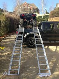 An ATV And Ramps Loaded On Top Of A Ford F150 Truck Bed. | Flickr Alinum Heavyduty Easy Load Dual Runners Converting Wide Nissan Cabstar Recovery Truck 2002 17 Ft Light Bed Ramps Included 11 Amazoncom Erickson 07488 84 Long Combination Loading Ramp 71 X 48 Bifold Or Trailer Atv Harbor Freight Loading Part 2 Youtube Titan 75 Plate Fold 90 Pair Lawnmower Extreme Max Dirt Bike Review 2018 Events Ultratow Folding Arched Steel Set 1000lb Capacity 1500 Lbs Trifold Readyramp Compact Bed Extender Black Open 50 On 1978 Chevy Vintage Car Hauler 21 Foot Rampage Power Lift Powered Motorcycle 8 Plataforma
