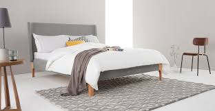 Super King Size Ottoman Bed by Roscoe Super Kingsize Bed Grey Made Com