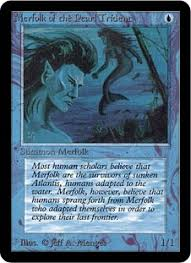 mtg merfolk deck legacy how to build merfolk in standard magic the gathering