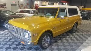 100 Blazer Truck 1972 Chevrolet Rock Solid Motorsports