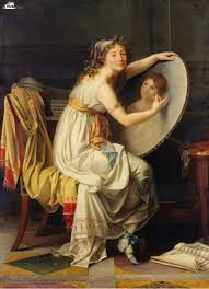 Portrait Of Mademoiselle Gui